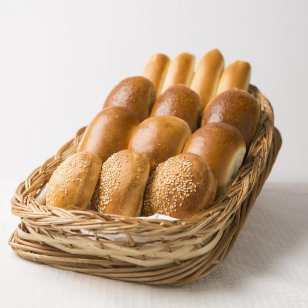 11 Pancitos - panadería 277