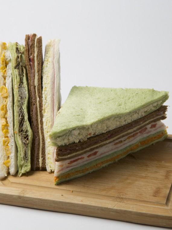 5 Pancitos - Sandwichería 8P8A3434